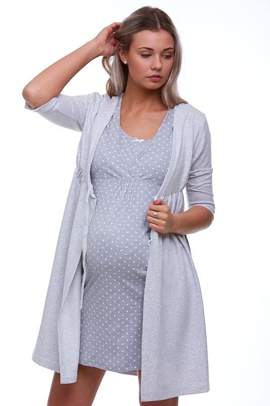 Župan a košilka na kojení 1K9041