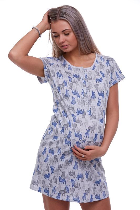Košilka kojící do porodnice 1C1528