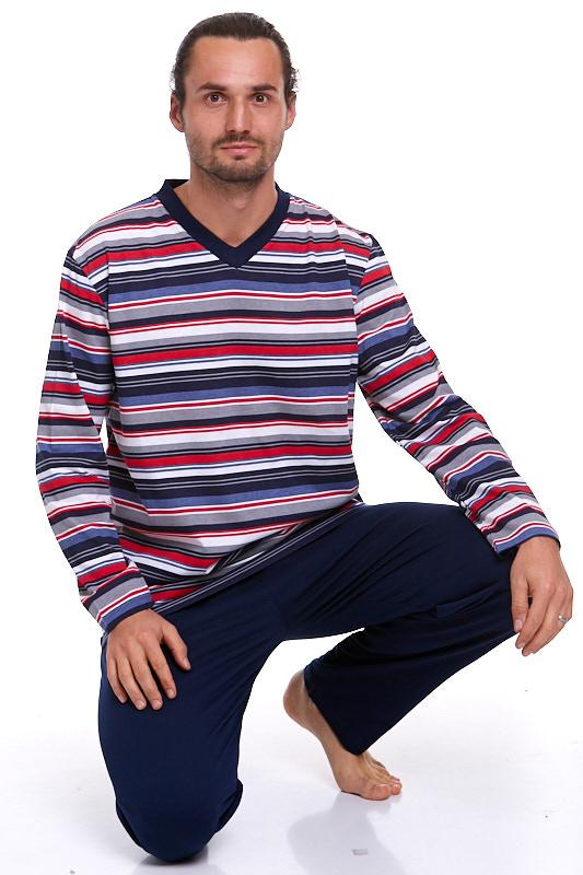 Pyžamo pro muže luxusní 1P0684