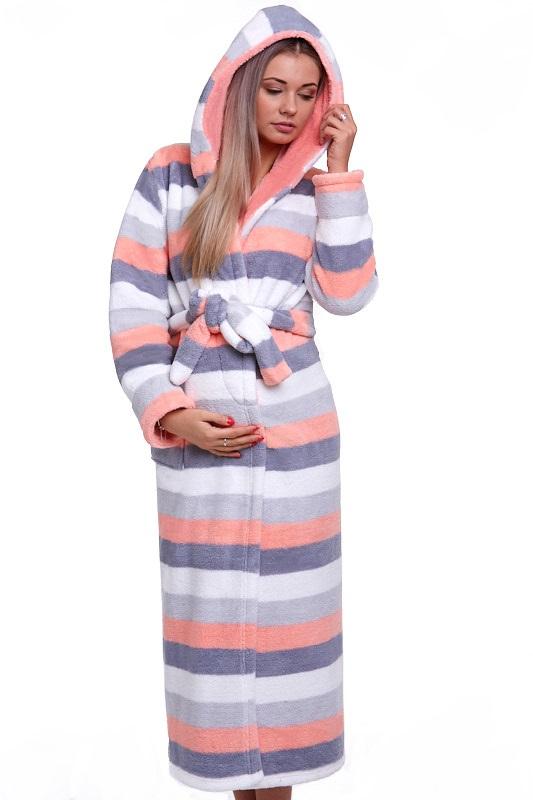 Těhotenský župan do porodnice 1Z0854
