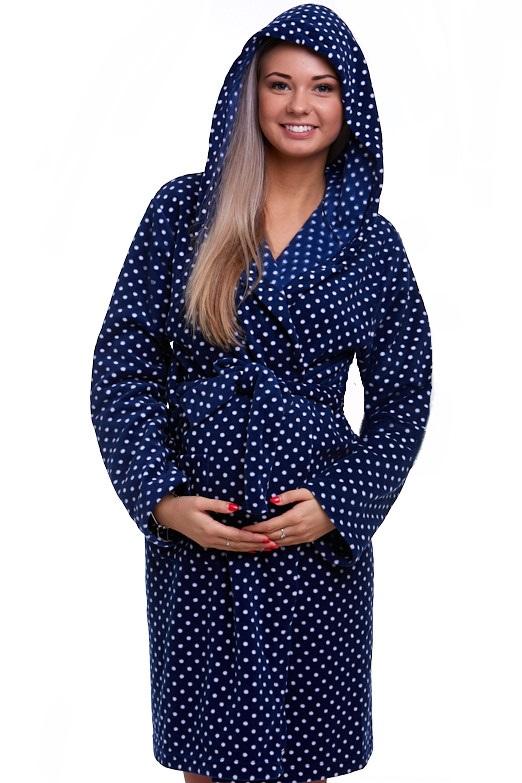 Těhotenský župan na kojení 1G0154