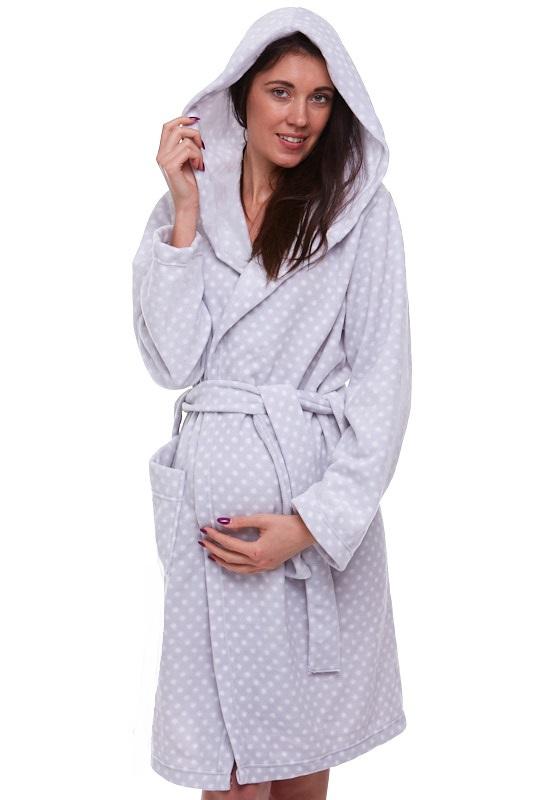 Těhotenský župan na kojení 1G0153