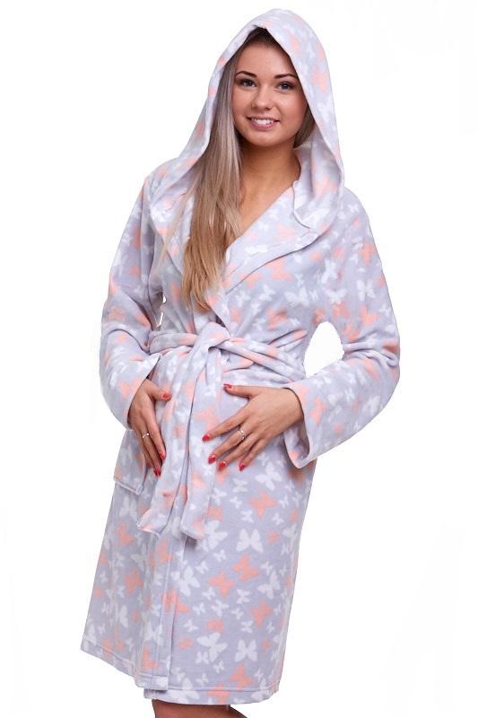 Těhotenský župan na kojení 1G0152
