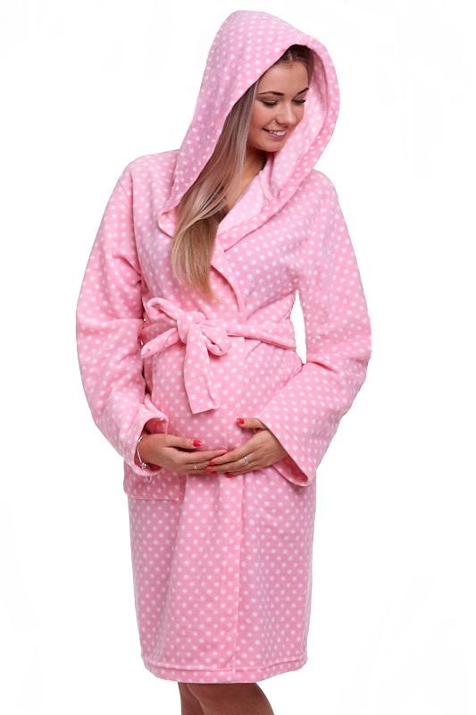 Těhotenský župan na kojení 1G0150