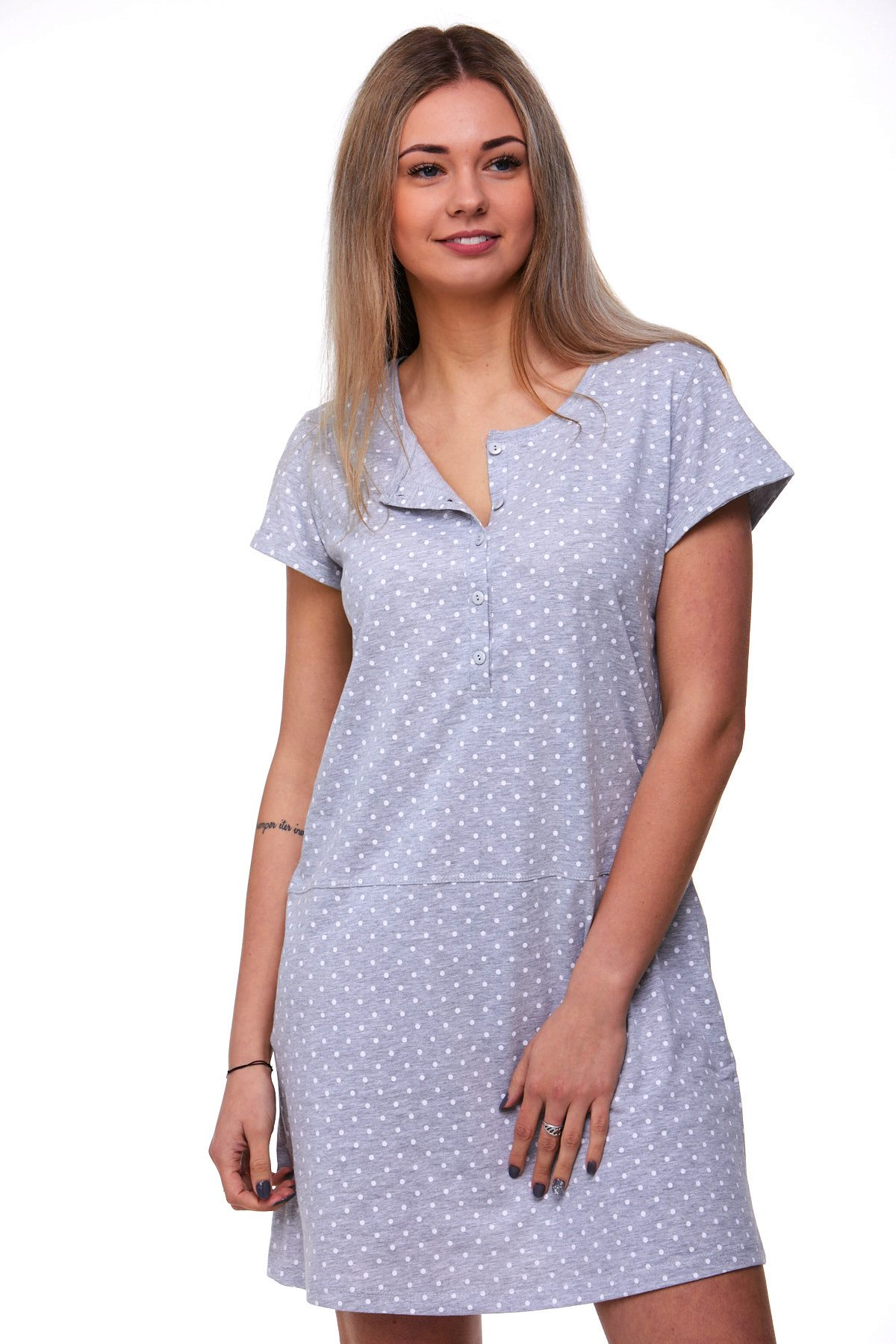 Dámská košilka noční 1C1534