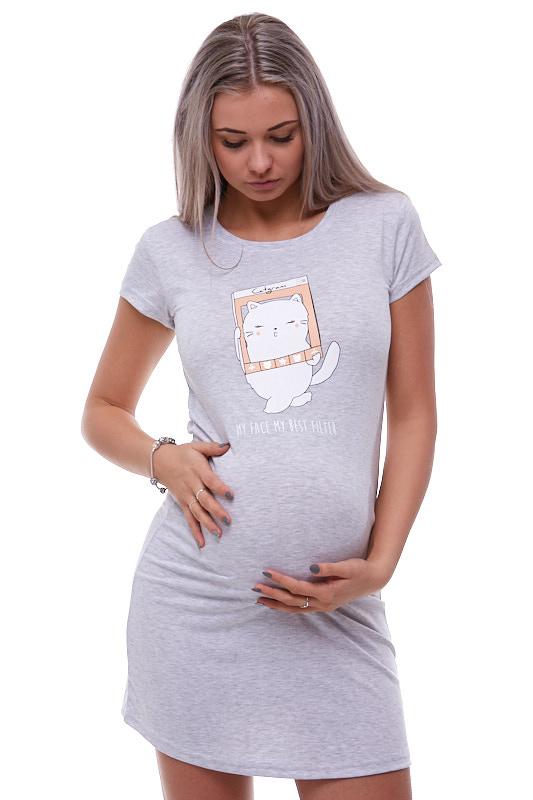 Těhotenská košilka jemná 1C1543
