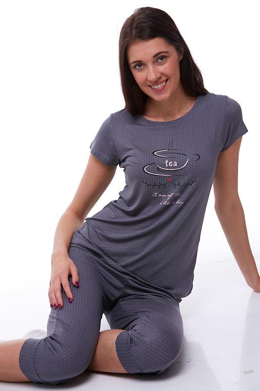 Dámské luxusní pyžamo 1B0705