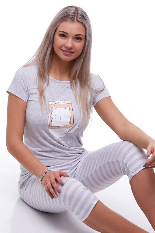 Dámské luxusní pyžamo 1B0704