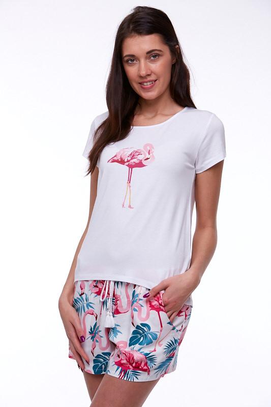 Dámské luxusní pyžamo 1B0707