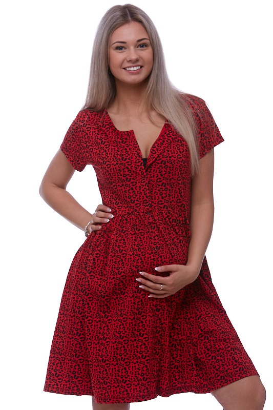 Celopropínací košilka kojící a těhotenská 1C1568