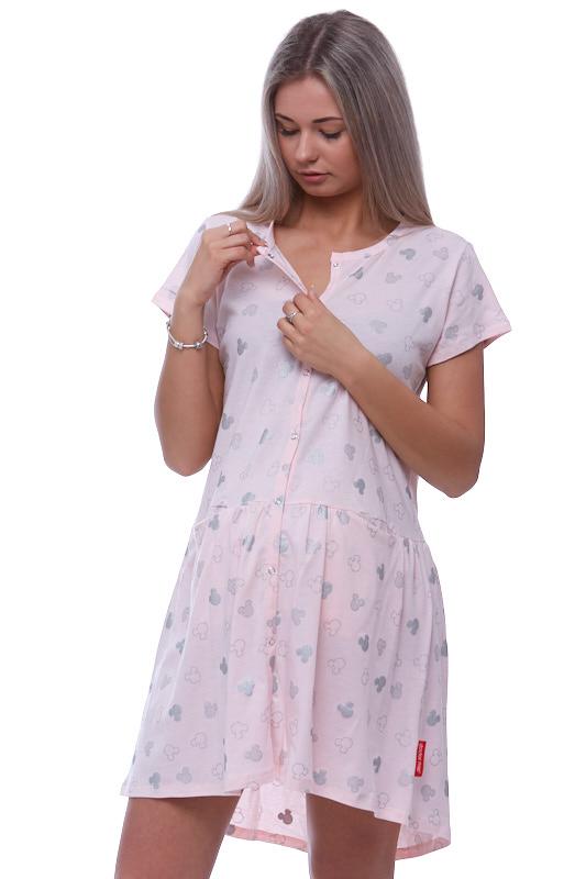 Celo propínací košilka kojící a těhotenská 1C1564