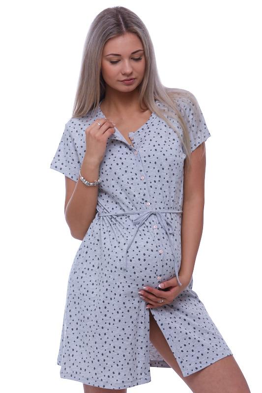 Celo propínací košilka kojící a těhotenská 1C1560