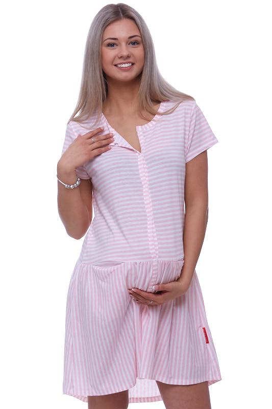 Celo propínací košilka kojící a těhotenská 1C1565