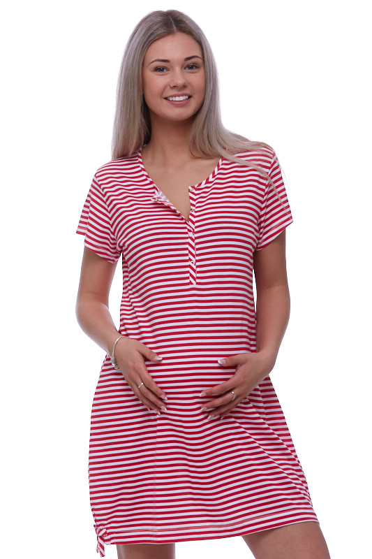 Kojící a těhotenská košilka  1C1557