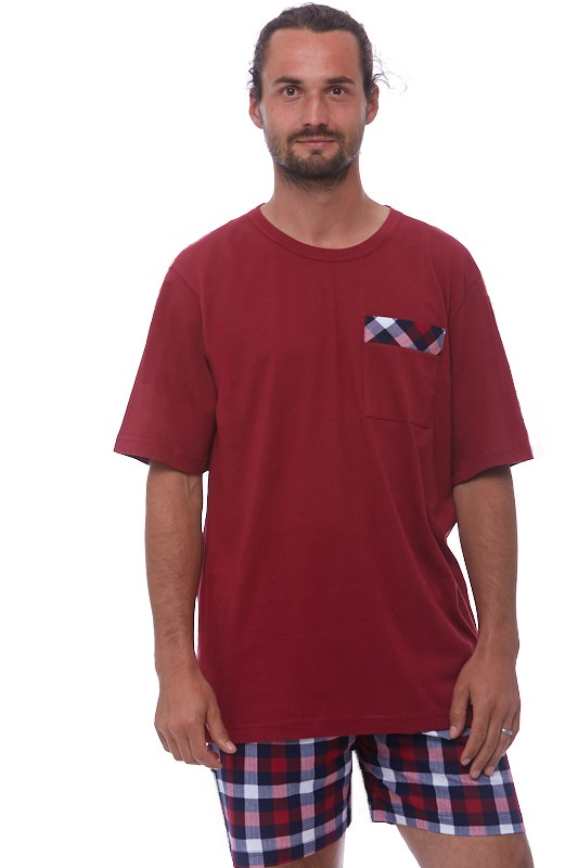 Pyžamo pro muže luxusní 1P0696