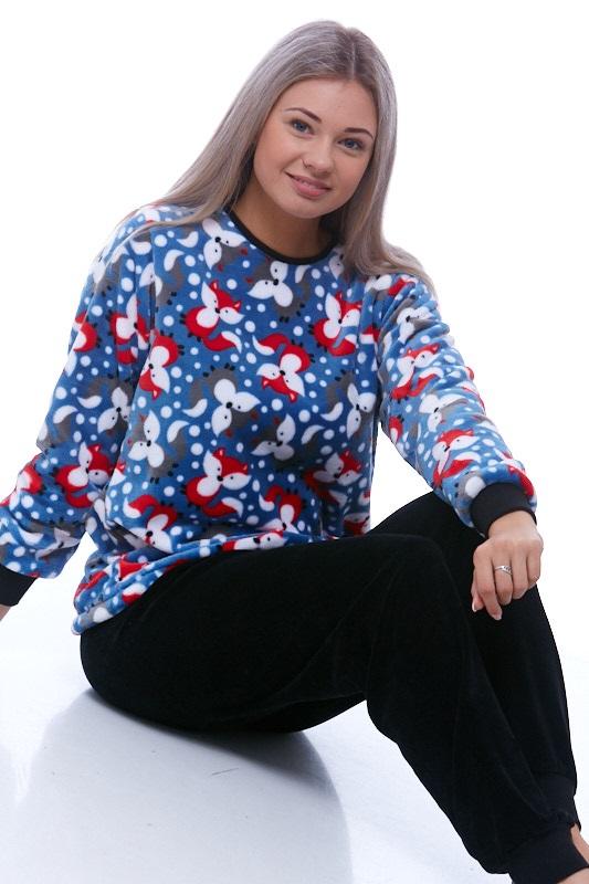 Pyžamo extra teplé pro ženy 1Z0865