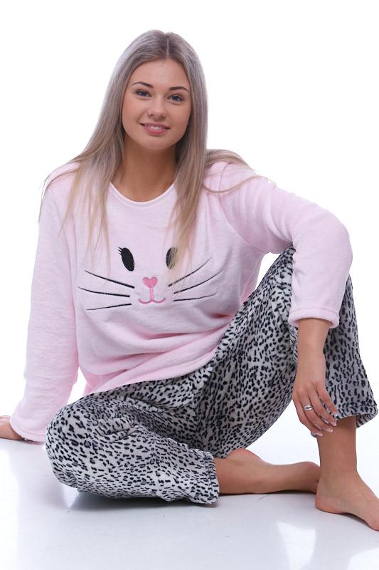 Pyžamo extra teplé pro ženy 1Z0862