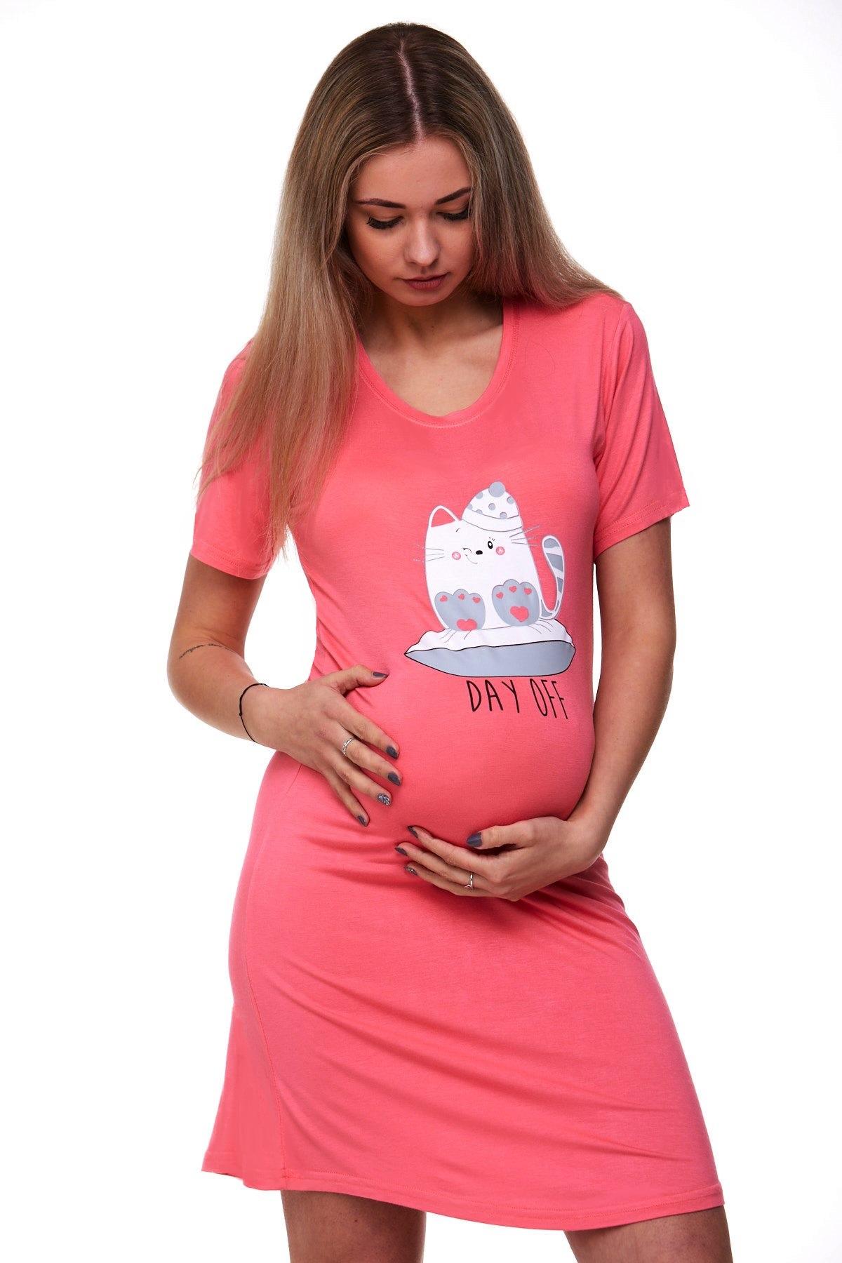 Těhotenská košilka jemná 1C1595