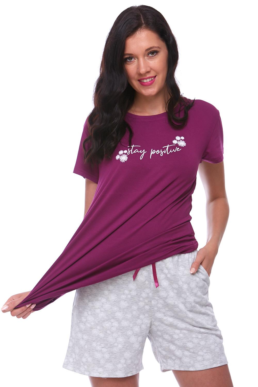 Dámské luxusní pyžamo 1B0720