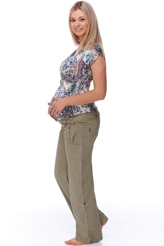 Těhotenské kalhoty 1S0719