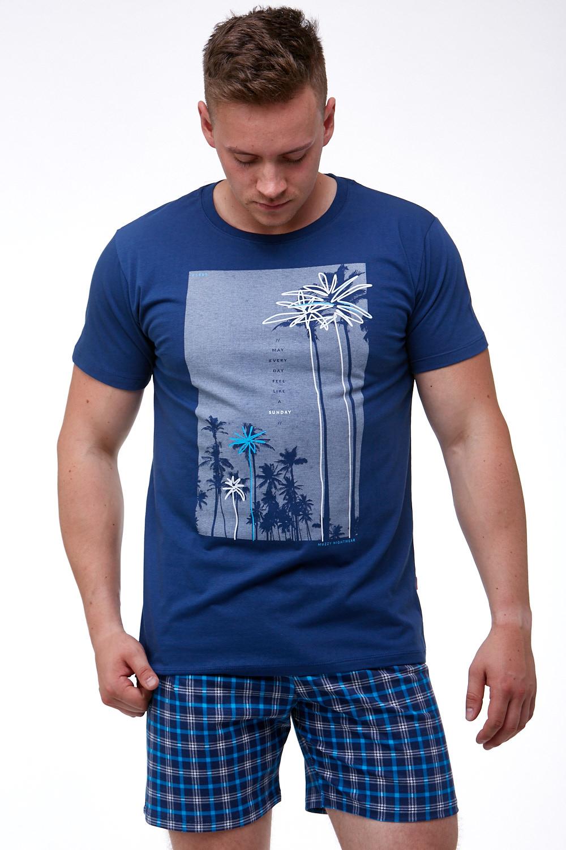 Pyžamo pro muže luxusní 1P0702
