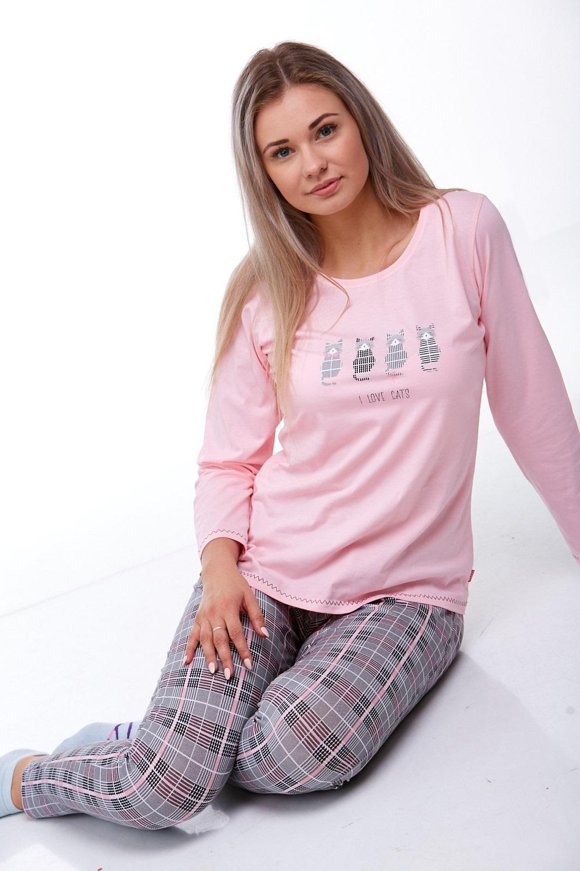 Dámské pyžamo Lama 1B0727