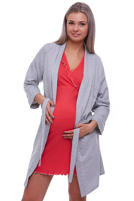Župan a košilka na kojení 1K9076