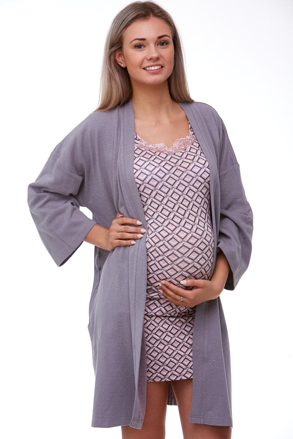Župan a košilka těhotenská 1K9293