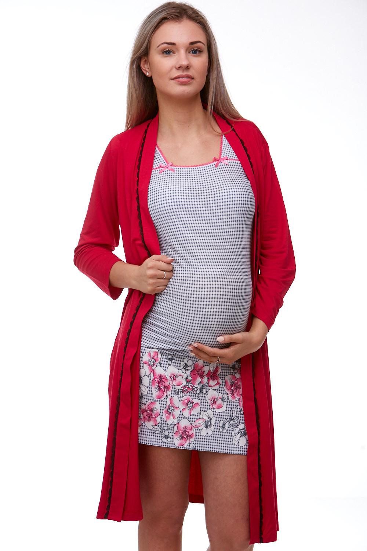 Župan a košilka těhotenská 1K9267