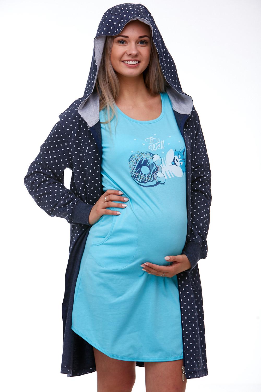 Župan a košilka těhotenská 1K9236