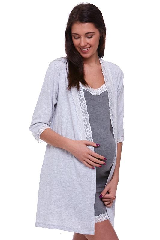 Župan a košilka na kojení 1K9350