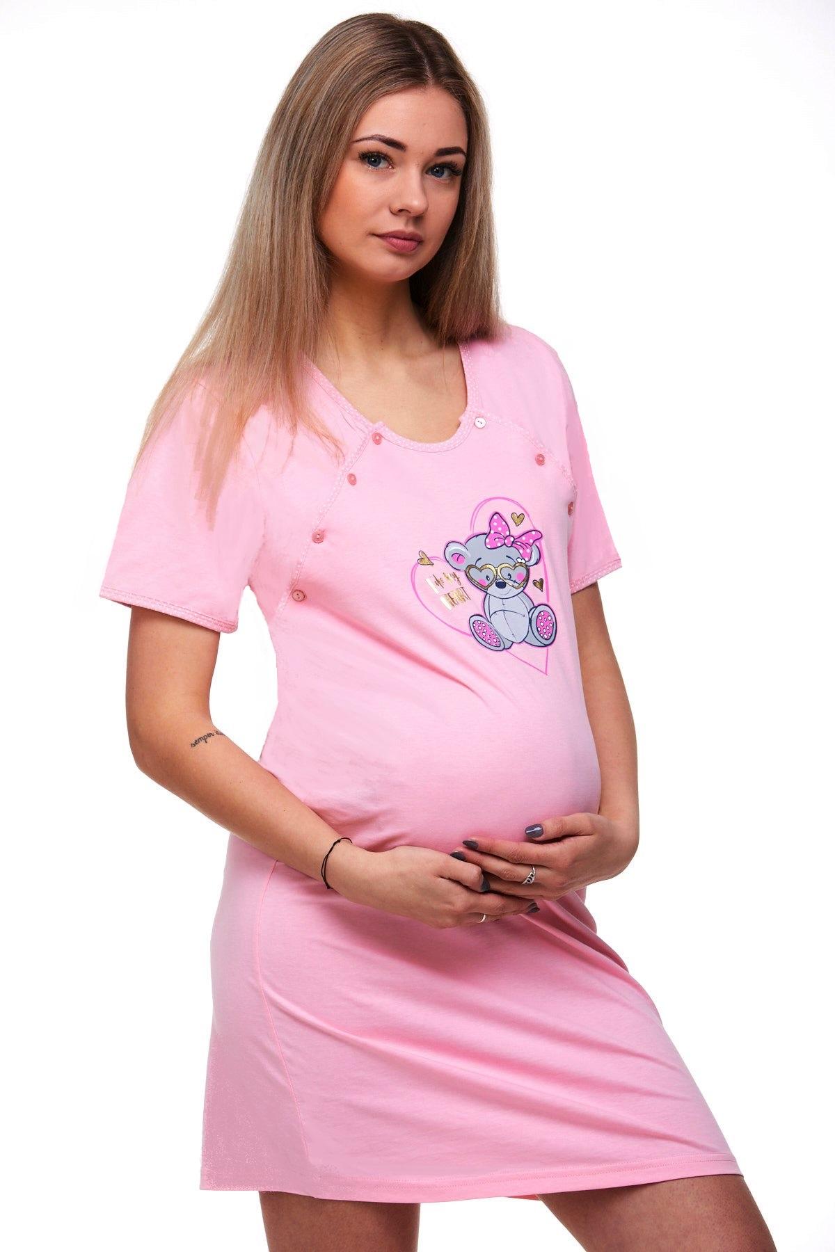 Košilka kojící do porodnice 1C1686