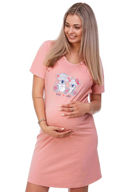Košilka kojící do porodnice 1C1682