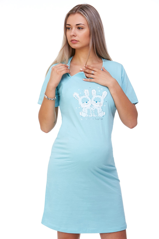Košilka kojící do porodnice 1C1673
