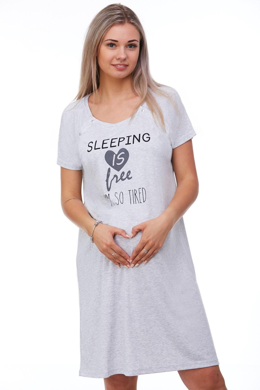 Košilka kojící do porodnice 1C1640