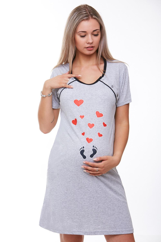 Košilka kojící do porodnice 1C1637