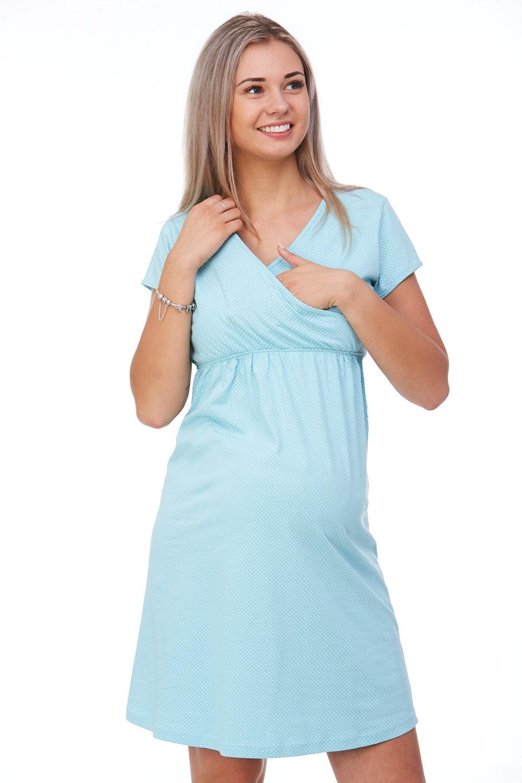 Těhotenská a kojící košilka 1C1694