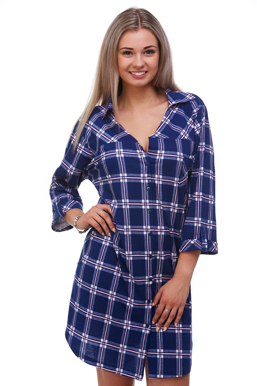 Noční košile z flanelu 1C1660