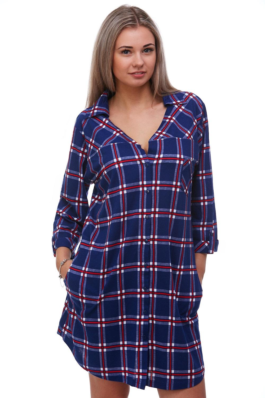 Noční košile z flanelu 1C1658
