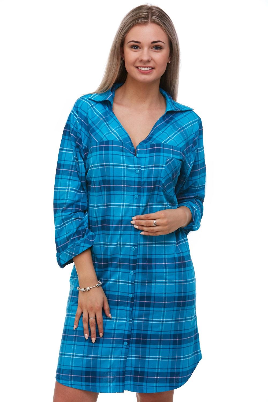 Noční košile z flanelu 1C1657