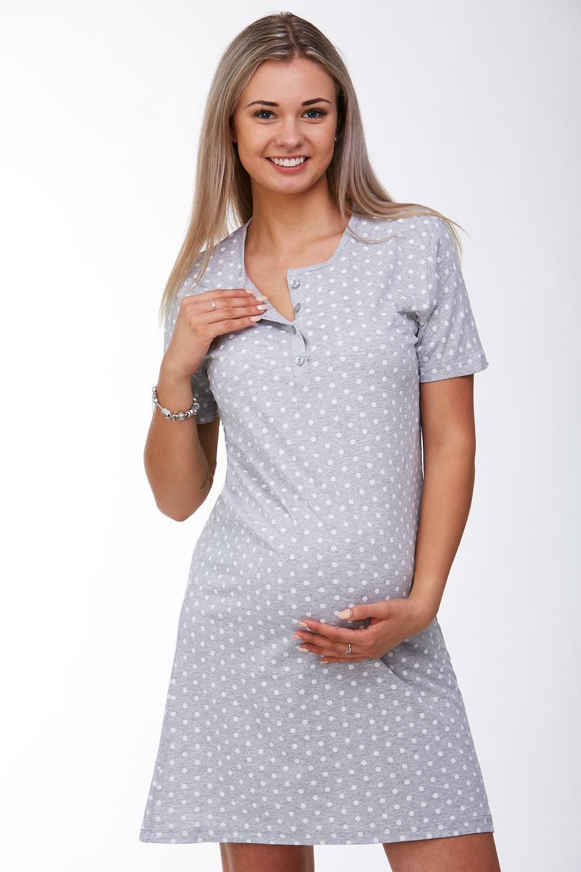 Kojící a těhotenská košilka 1C1634