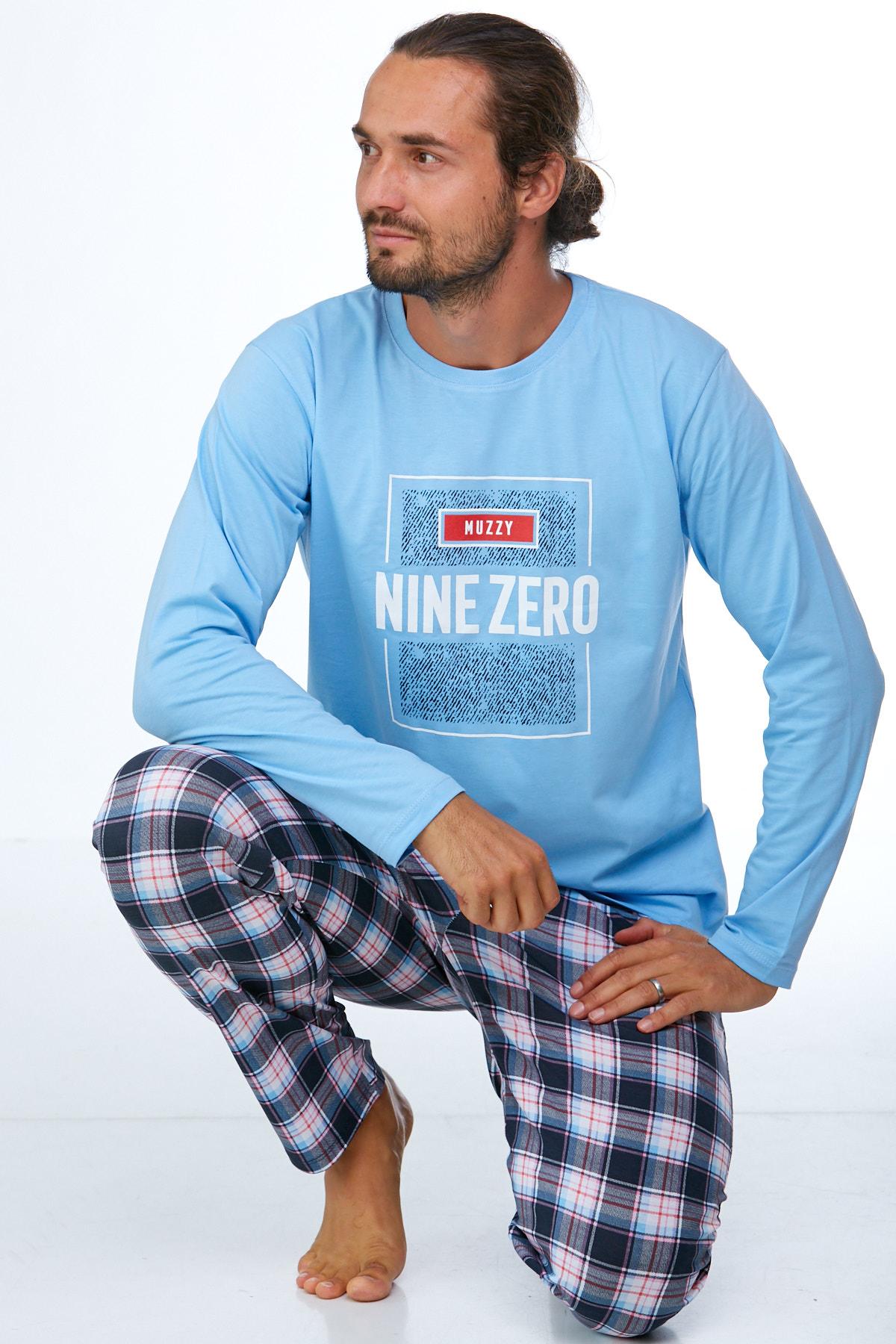 Pyžamo pro muže luxusní 1P0712