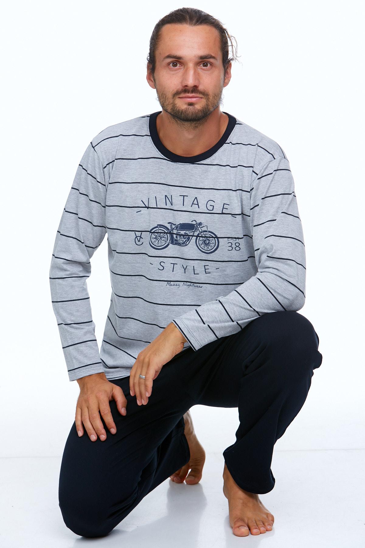 Pyžamo pro muže luxusní 1P0709