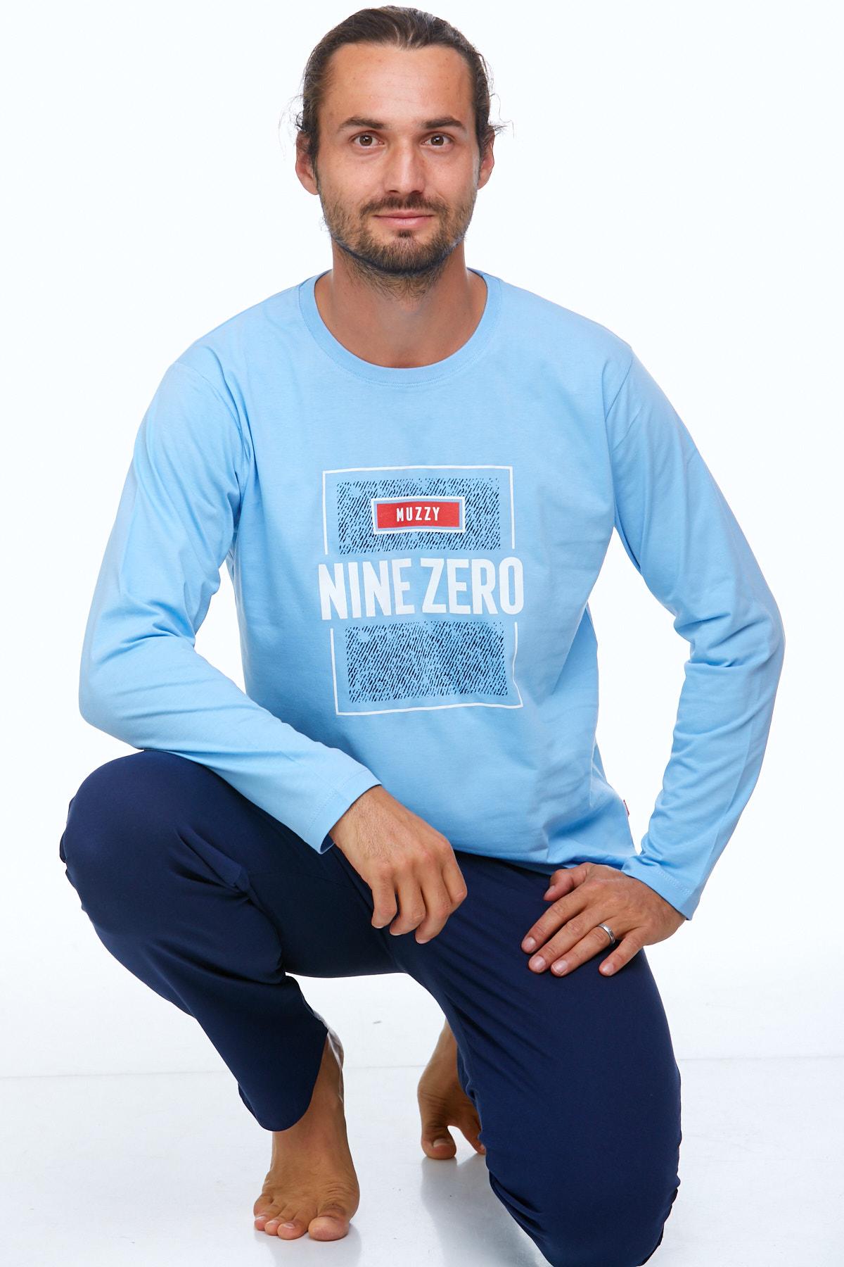 Pyžamo pro muže luxusní 1P0708