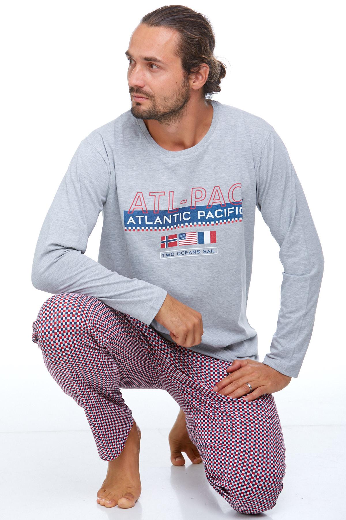 Pyžamo pro muže luxusní 1P0706