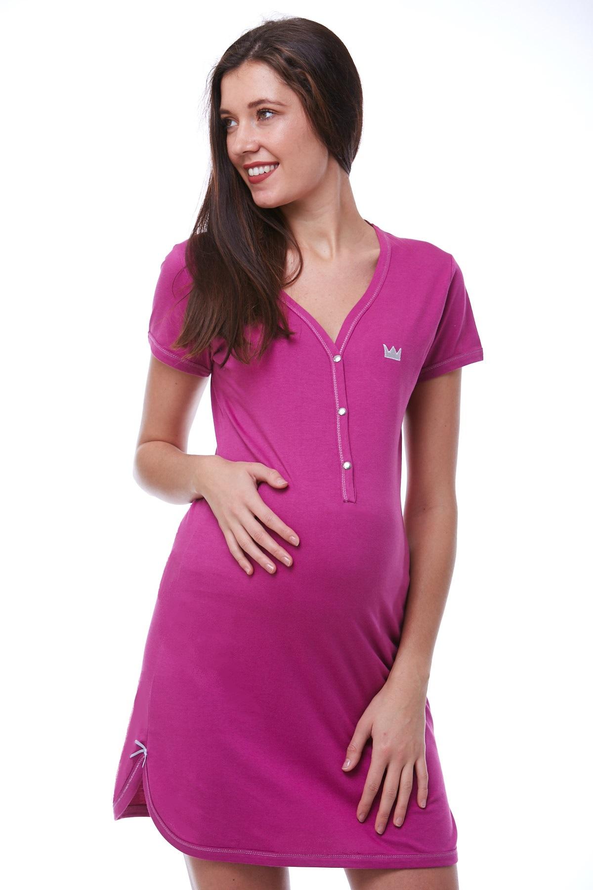 Kojící a těhotenská košilka  1C1703