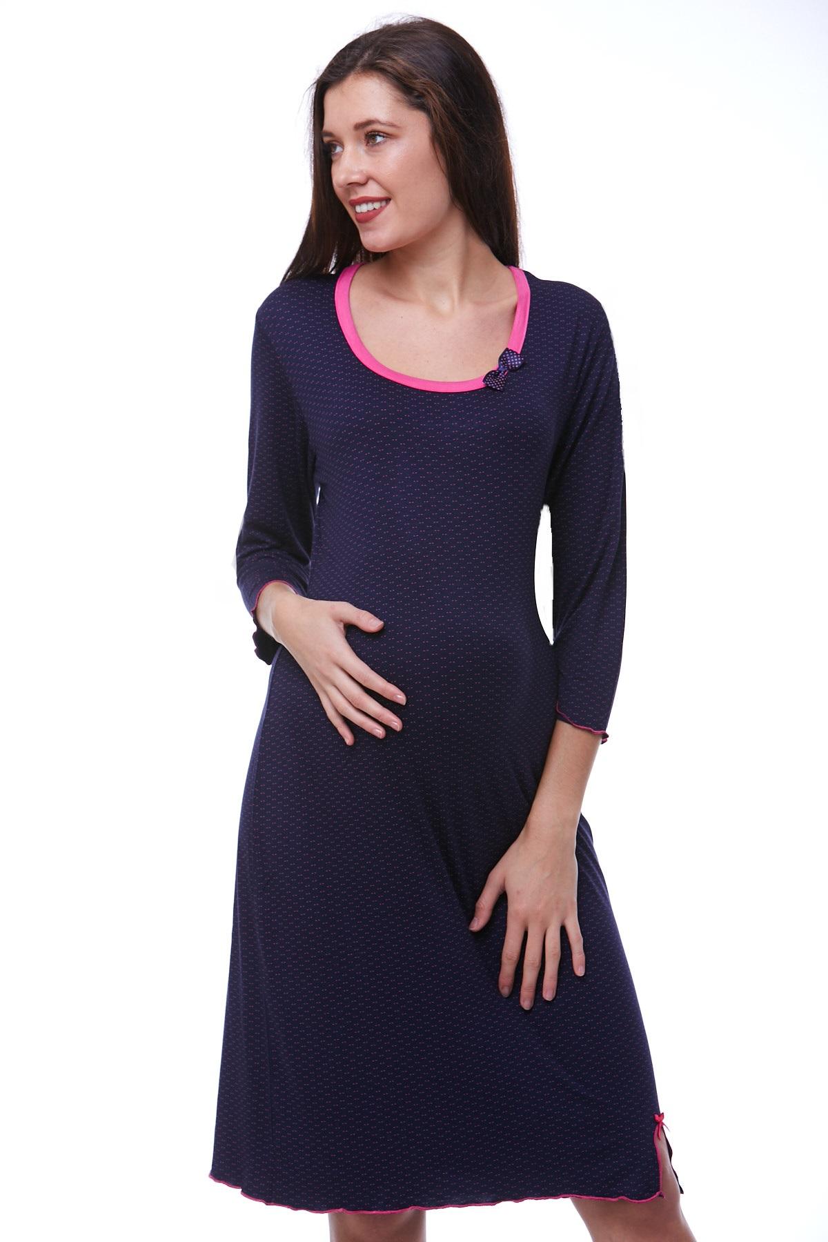 Košilka těhotenská jemná 1D0699