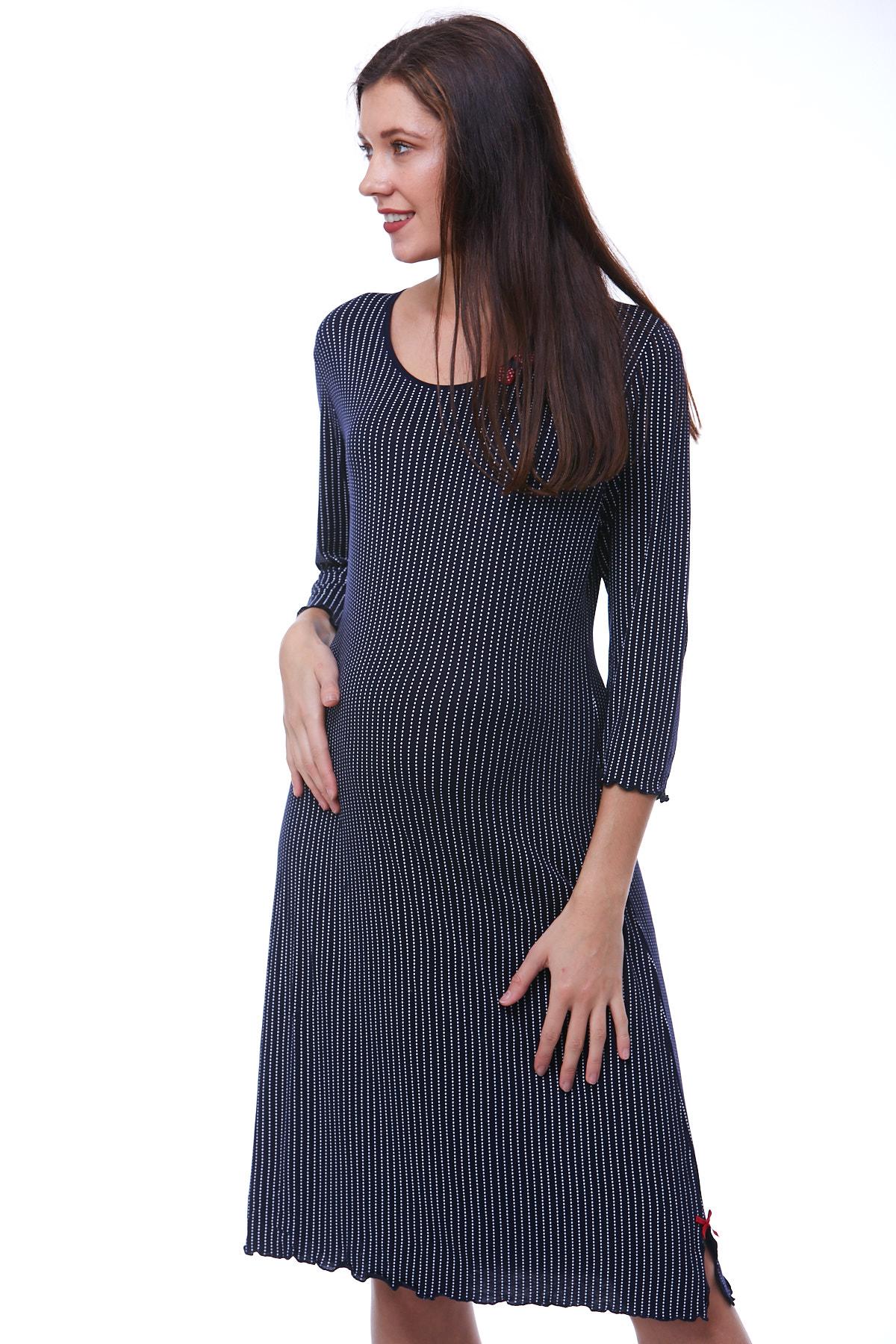 Košilka těhotenská jemná 1D0697