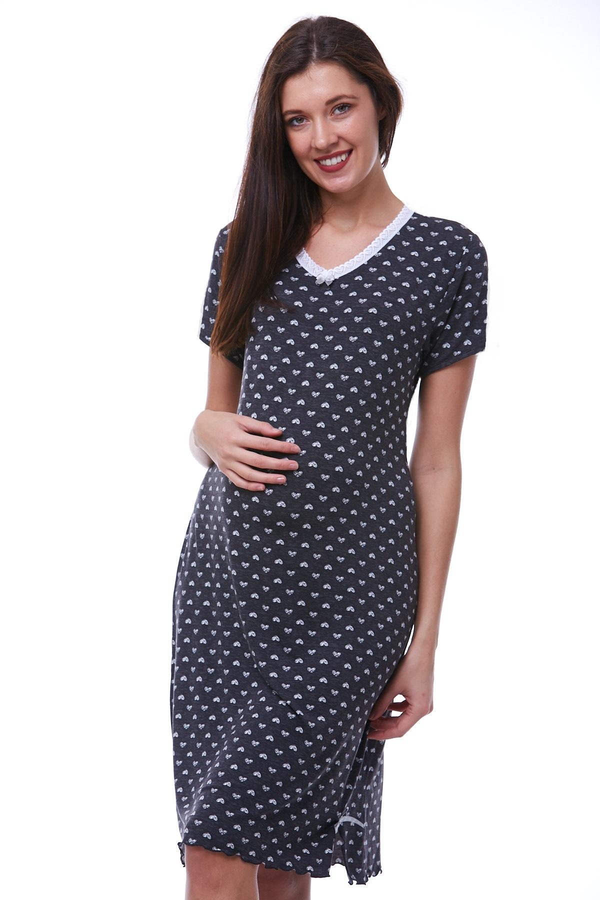Košilka těhotenská jemná 1D0693