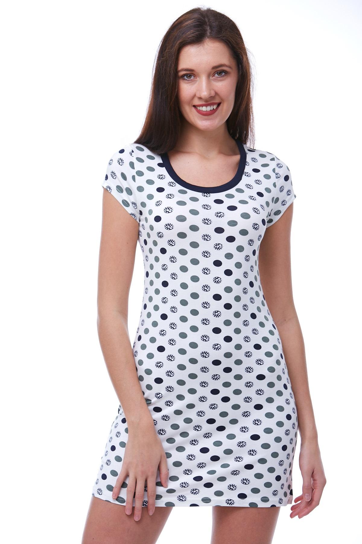 Jemná košilka pro ženu 1D0690